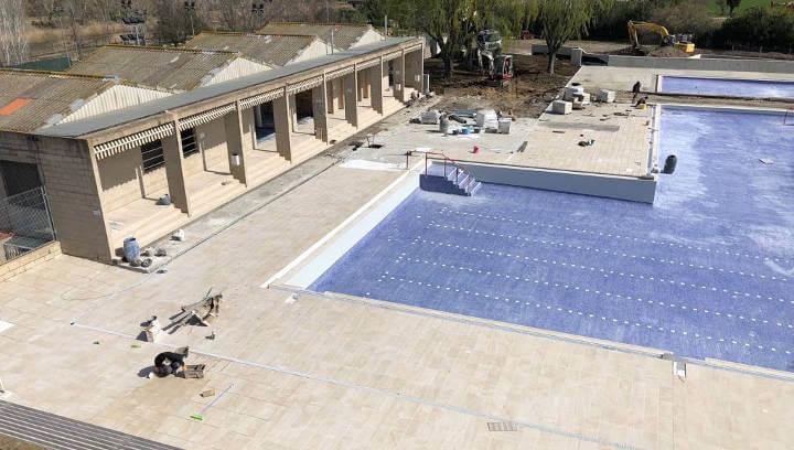 L'Ajuntament de Vilanova del Camí licita el servei de bar de la piscina municipal