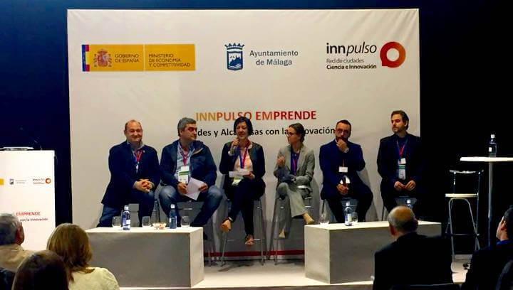 Vilanova presenta a Màlaga, en el marc de la Red Innpulso, una experiència local innovadora en tractament d'aigües