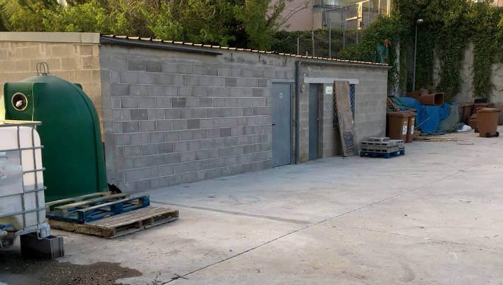 L'Ajuntament cedirà al Cabrons de Vilanova un espai a l'antiga deixalleria que els servirà de magatzem