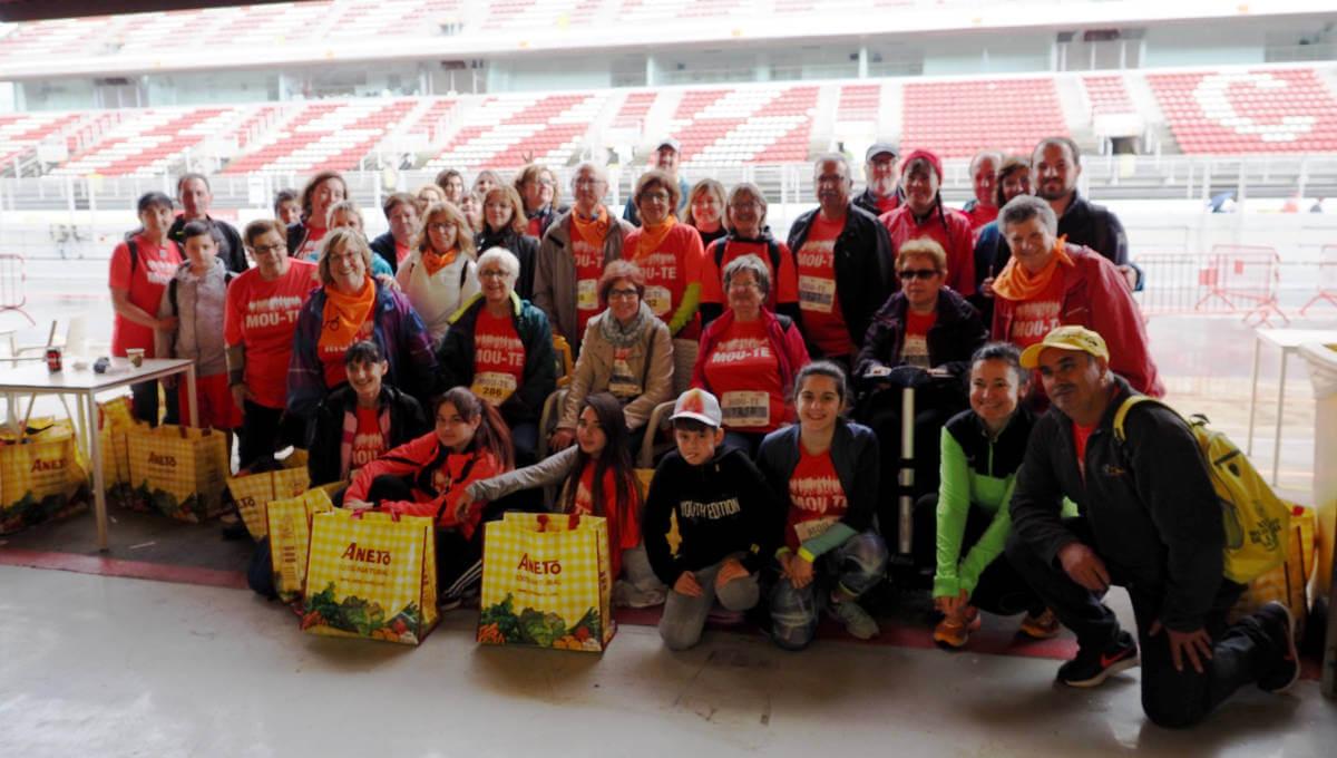 L'AEMA Anoia es mostra satisfeta i agraïda per la trobada solidària al Circuit de Catalunya |VÍDEO|