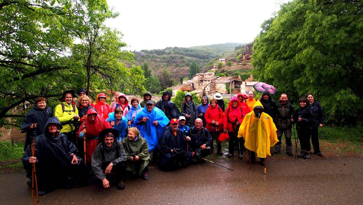 Salàs de Pallars esdevé un nou descobriment del paisatge, la història i la cultura per a la Colla vilanovina