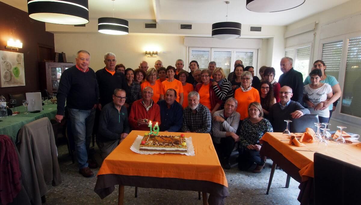 La Colla Excursionista de Vilanova celebra el 20è aniversari coincidint amb la festivitat del Primer de maig