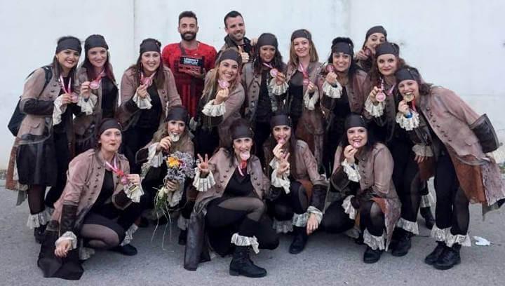L'equip anoienc de dansa urbana Dark Season es proclama campió de Catalunya i d'Espanya en la categoria Premium |ÀUDIO|