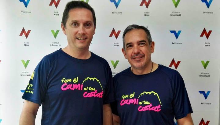 Els Mossos tornen a compartir samarreta solidària per fer la setena caminada contra el càncer |ÀUDIO|