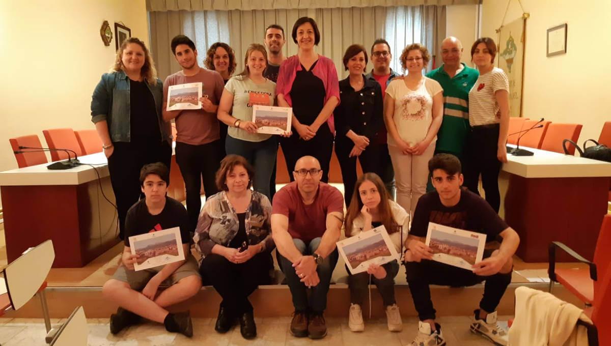 L'Ajuntament reconeix la tasca que han fet els 5 alumnes que han participat al Projecte Morera |ÀUDIO|