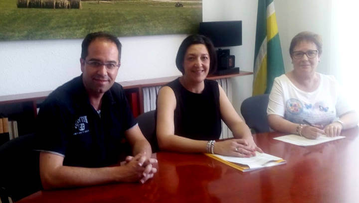 Mercat de Sant Hilari i Ajuntament renoven el compromís de promoció de l'equipament municipal