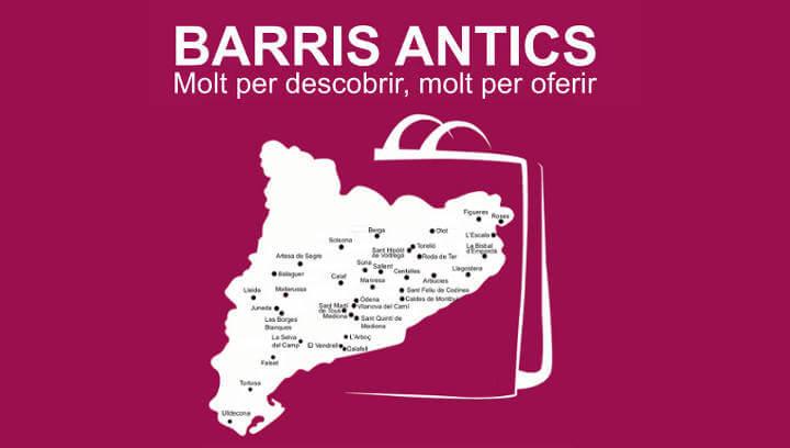 Vilanova enceta la que pot ser la darrera edició de la campanya Barris Antics amb la participació del 82% dels comerços del barri |ÀUDIO|