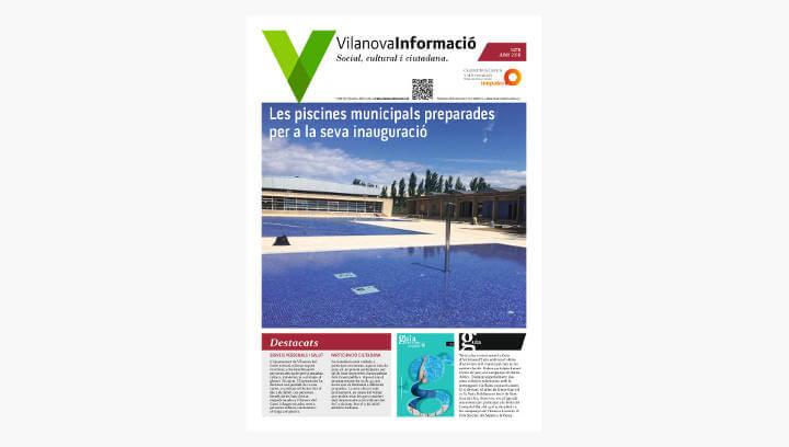 BUTLLETÍ Vilanova Informació n.278 Juny 2018