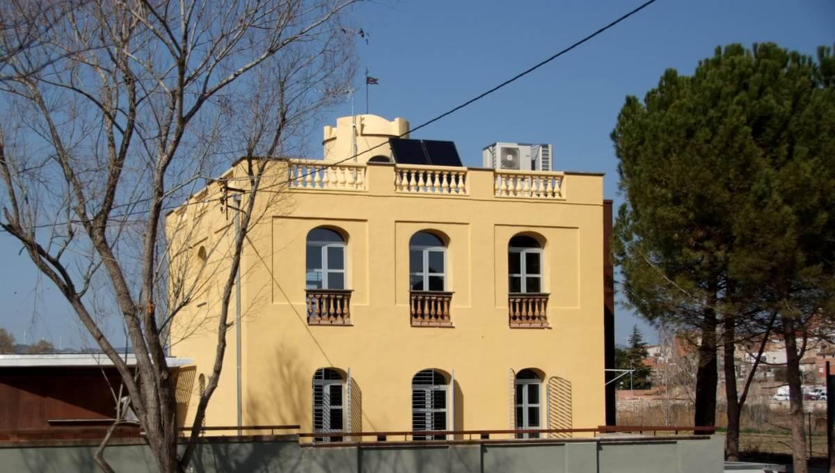 Es liciten les obres de la urbanització exterior de Can Muscons que serà la seu dels joves vilanovins
