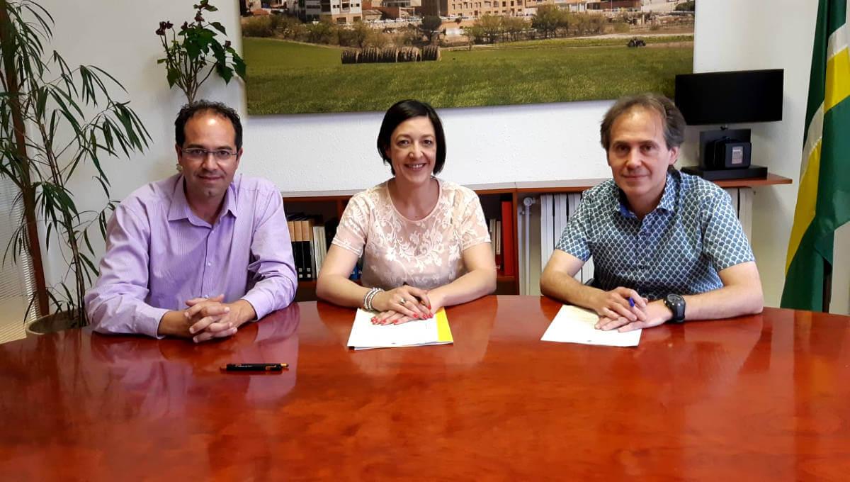 L'Ajuntament i Vilanova Comerç veuen prioritari la professionalització de l'entitat