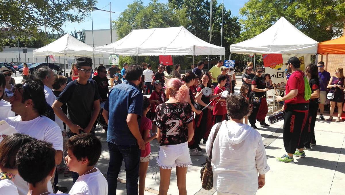 La Festa Solidària per la investigació del càncer infantil recull més de 4.000 euros per l'Hospital Sant Joan de Déu