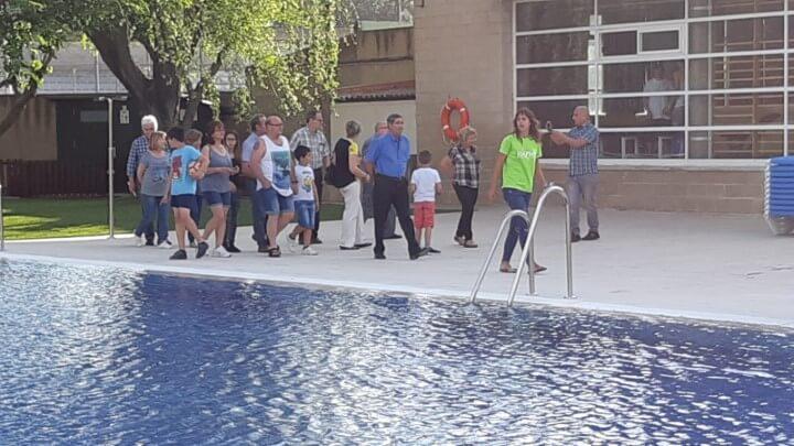 Inauguracio piscina 15 juny 2018 3