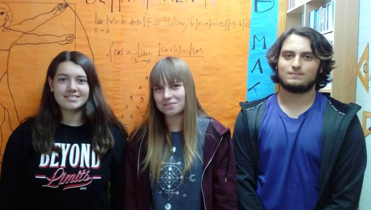 L'Institut Pla de les Moreres obté les millors notes de la comarca en les Proves Cangur 2018 de 4t d'ESO i 1r de BTX