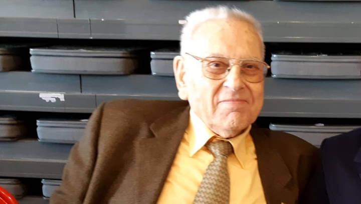 Vilanova s'ha acomiadat avui d'Isidre Solé, l'actual president de l'Associació de Pensionistes i Jubilats i un gran activista al municipi