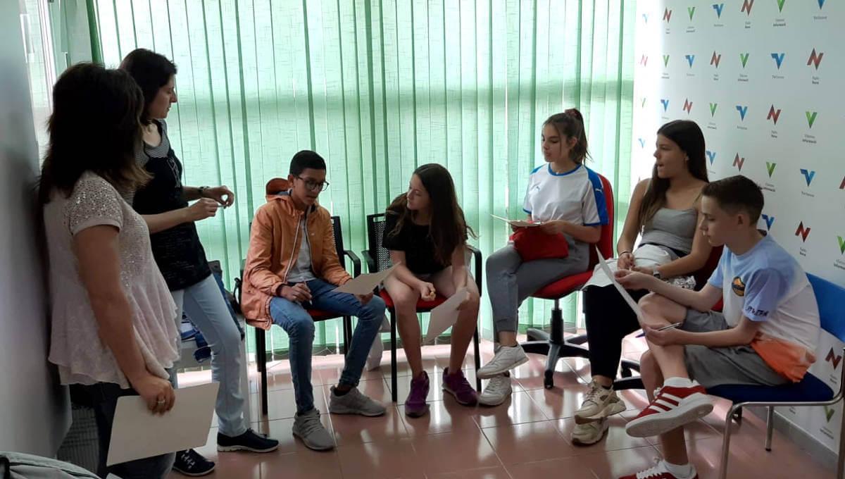 L'alumnat de l'optativa Fem de periodistes entrevisten a Ràdio Nova a la psicòloga Verònica Amezcua sobre temes de sexualitat |ÀUDIO|