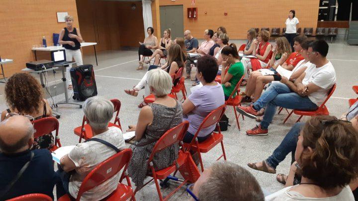 El veïnat de Vilanova participa activament en la presa de decisions per millorar la salut comunitària |FOTOS|