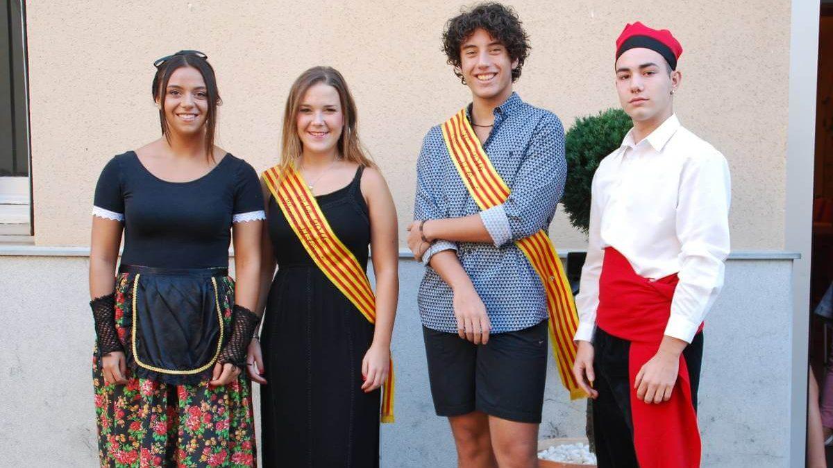 Vilanova obre una convocatòria per trobar Pubilla i Hereu que representin el municipi el proper any