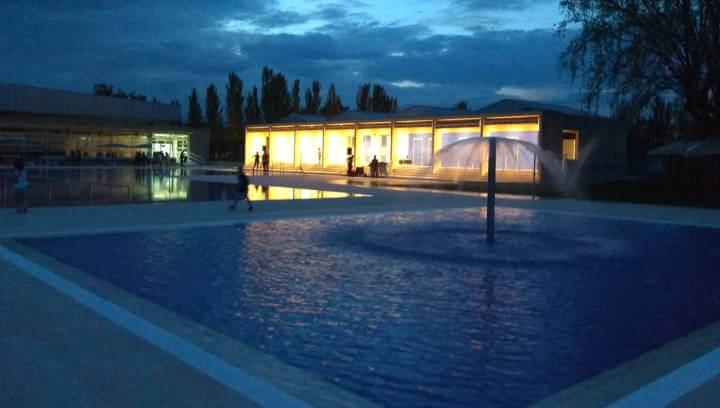Vilanova del Camí estrena piscines noves i ho festeja amb un acte obert a la ciutadania |FOTOS|