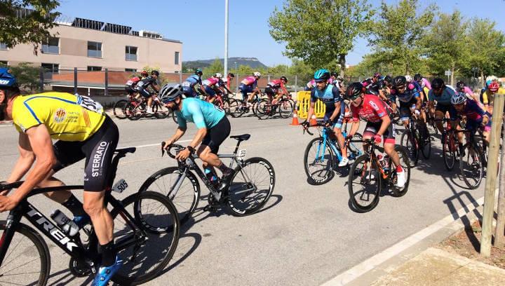 Sergi Lozano, de la Penya Roberto Lozano Club Ciclista, campió del 1r Gran Premi Vilanova del Camí |ÀUDIO i VÍDEO|
