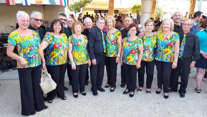 L'Associació de Germanor torna d'Amilly amb nous records i es prepara per fer d'amfitrió per la Festa Major |ÀUDIO|