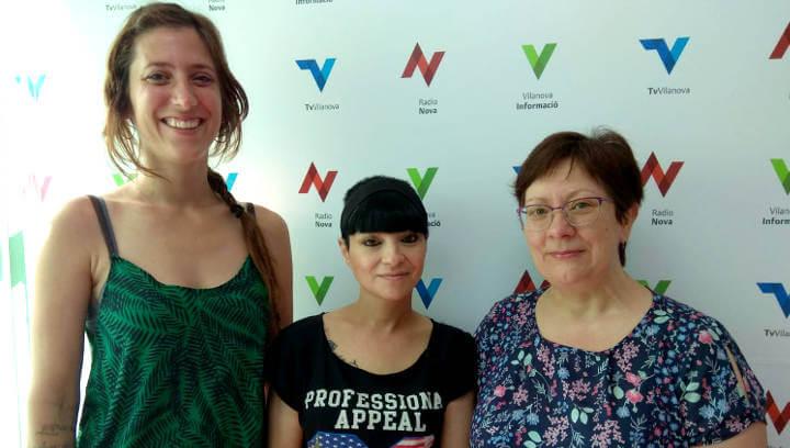 L'Associació Salut Mental Anoia inicia una campanya a Verkami per poder fer un taller d'artteràpia|ÀUDIO|