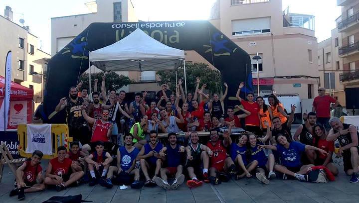 L'aposta pel torneig 3×3 Vilanova Bàsquet Club Endavant acaba sent un èxit i deixa ganes de reedició |ÀUDIO|