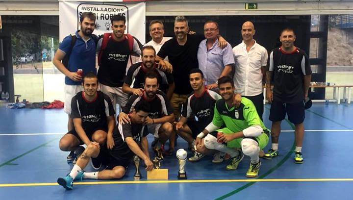 L'equip Wizards Soccer es proclama campió de les 24 h de futbol sala combinades entre Montbui i Vilanova