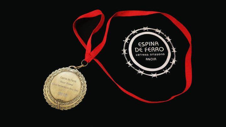 Espina de Ferro s'endú un or al Campionat Nacional de Cerveses de la 7a Fira de Poblenou |VÍDEO|