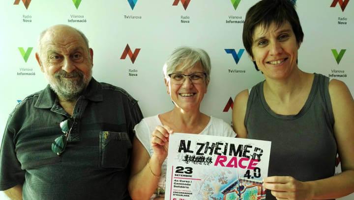 L'Alzheimer Race obre inscripcions per viure una nova diada solidària i de sensibilització el 23 de setembre |ÀUDIO|