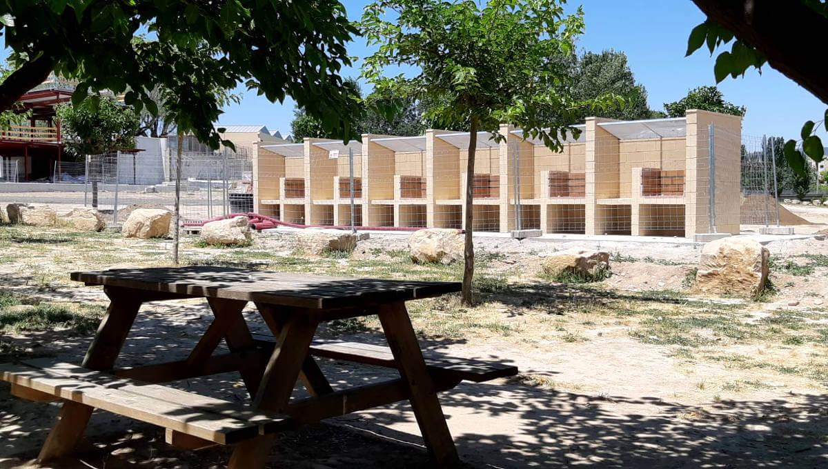 L'Ajuntament de Vilanova obre un procés per licitar el servei de pícnic del parc fluvial