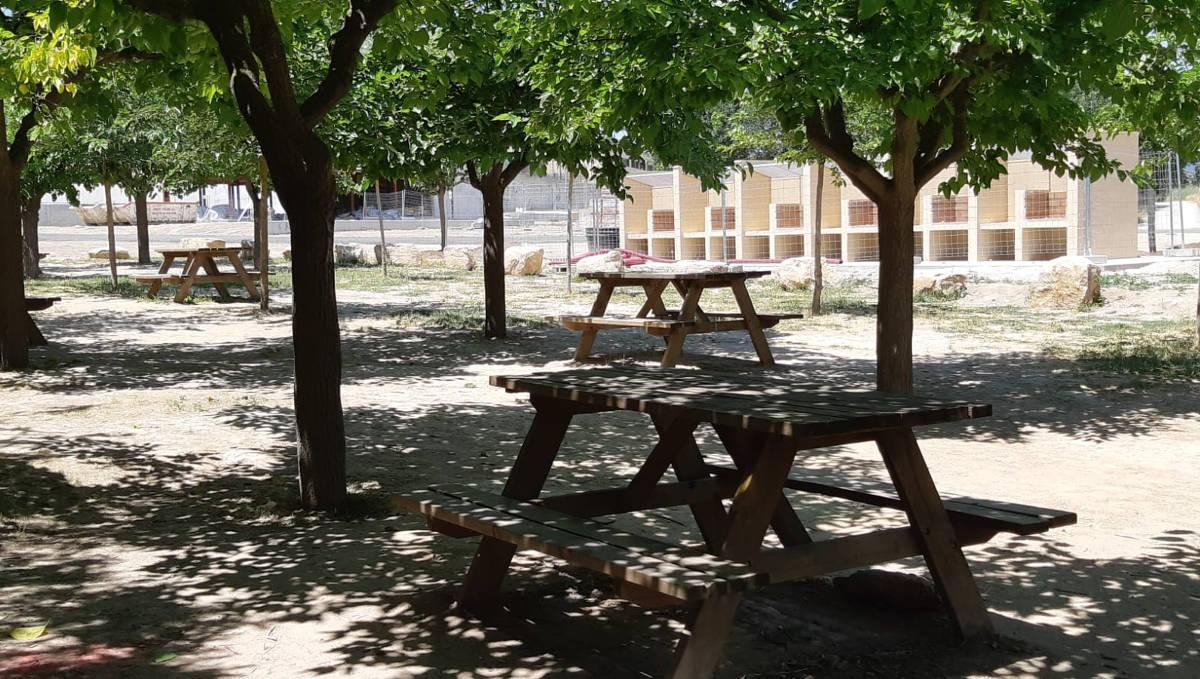 L'Ajuntament torna a licitar la concessió per a la prestació del servei de pícnic a la zona del Parc Fluvial