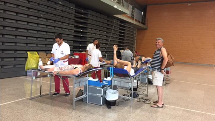 Aquest dimecres la donació de sang torna a cridar la participació ciutadana