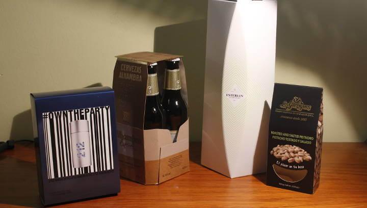 """L'Empremta de Gràfiques Vilanova acull l'exposició """"Packaging Made in Anoia"""" per mostrar el potencial del sector"""