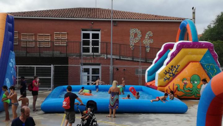 Una matinal aquàtica enceta dissabte de Festa Major que té com a plat fort la Xambalada i el concert de Merche