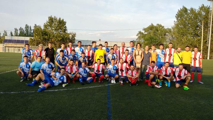 Vilanova ha viscut una intensa Festa Major esportiva que continuarà aquest cap de setmana amb el CHV i Critèrium Deogracias Hernández