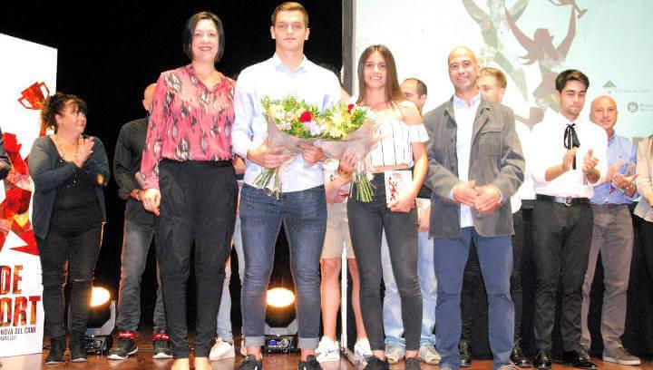 La XXIV Festa de l'Esport proclamarà els millors esportistes vilanovins el dia 7 d'octubre