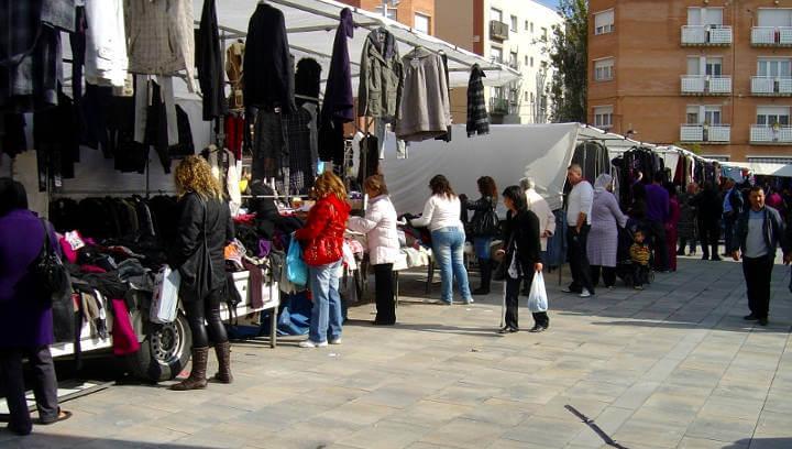 Surten a concurs 11 parades per dinamitzar el mercat dels divendres de Vilanova del Camí