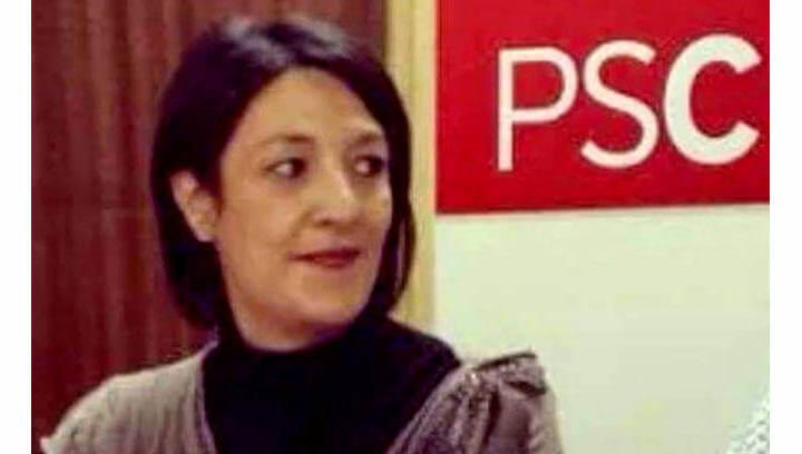 L'executiva local del PSC escull Noemí Trucharte per a liderar la formació en les properes municipals