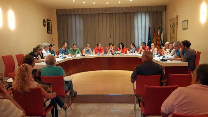 Vilanova celebra el primer Ple ordinari, breu però intens, després de l'estiu | VÍDEO