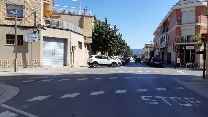 Vilanova del Camí asfaltarà diferents carrers del municipi durant la primera quinzena d'octubre