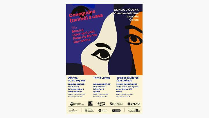 Vilanova del Camí inaugura la 5a Mostra de Films de Dones a la Conca d'Òdena amb 'Ainhoa, yo no soy esa'