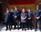 Noemí Trucharte i Imma González participen en la Festa del Pilar convidades per la Guàrdia Civil d'Igualada