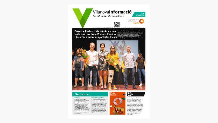 BUTLLETÍ Vilanova Informació n.280 Octubre 2018