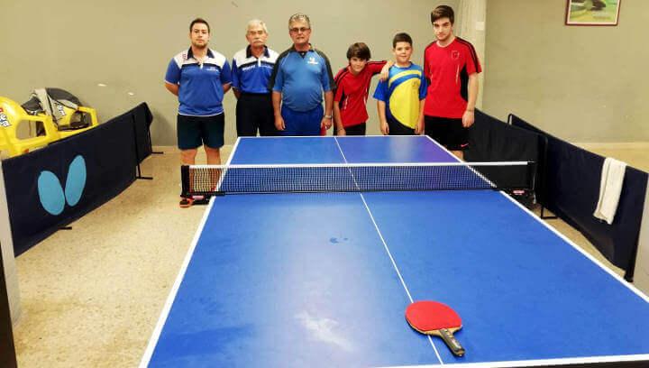El CTT Vilanova encaixa la derrota en el desplaçament a Caldes de Montbui