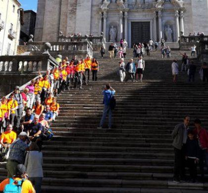 4a etapa camí de Sant Jaume amb la Colla Excursionista de Vilanova del Camí