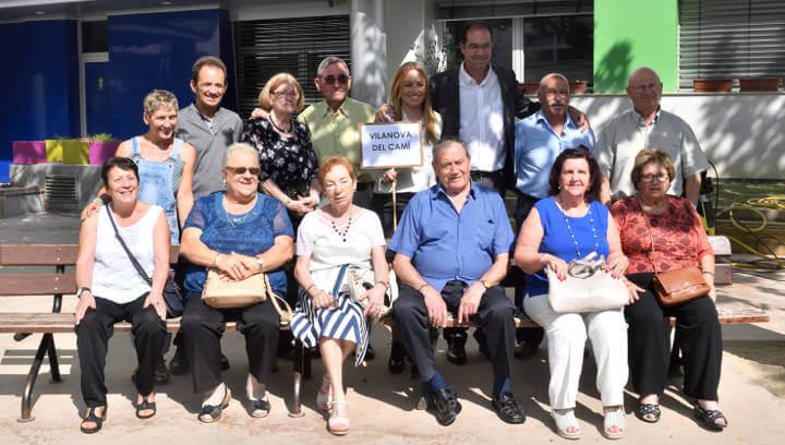Vilanova celebra el Dia Internacional de la Gent Gran que aplega a l'Escola Pia d'Igualada 450 persones
