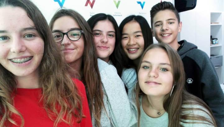 Cloenda inoblidable de l'Erasmus Get Moving a Portugal per a un grup d'alumnes del Pla de les Moreres | ÀUDIO
