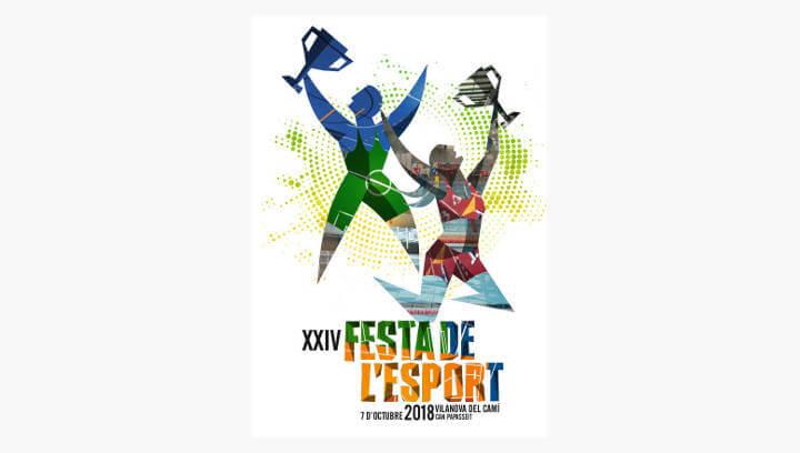 La XXIV Festa de l'Esport de Vilanova repartirà a la vora de 150 premis | PROGRAMA