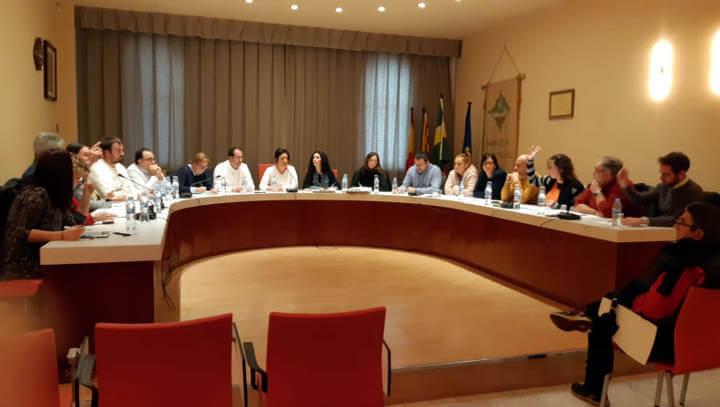L'equip de govern no suma els vots suficients per aprovar les ordenances fiscals per a l'exercici de 2019 | VÍDEO