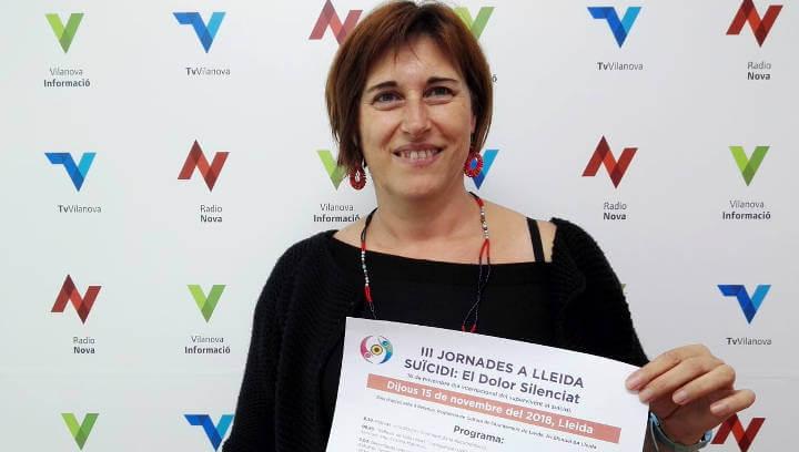 Les jornades de Respira terres de Lleida abordaran el suïcidi amb estreta complicitat de professionals de l'Anoia | ÀUDIO